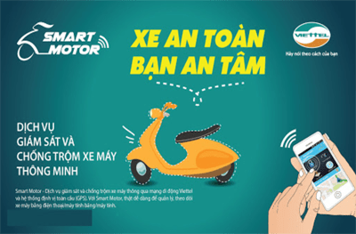 smart motor viettel news gle